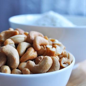 Cashew Coconut Granola Bars 2