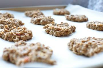 Apple Almond Cookies