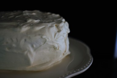 Low Sugar Cream Cheese Frosting