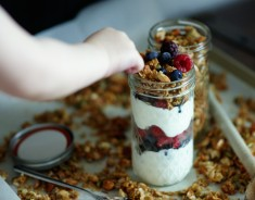simple-honey-almond-coconut-granola-is-toddler-approved