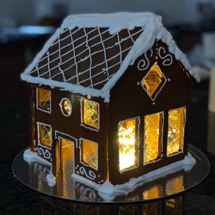 Gingerbread House 2020